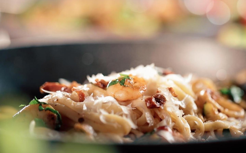spaghetti frutti di mare bofrost rezepte